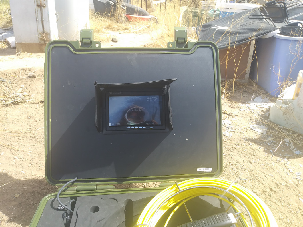 Sewer Camera Inspections Phoenix, AZ